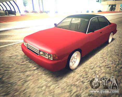Merit New Generation for GTA San Andreas