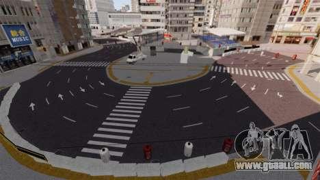Location Of Shibuya for GTA 4 seventh screenshot