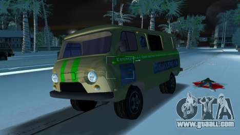 UAZ-3741 Collection for GTA Vice City right view