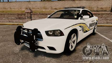 Dodge Charger RT 2012 Police [ELS] for GTA 4