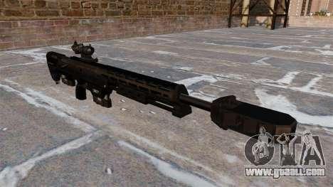 Sniper rifle DSR-Precision GmbH DSR-50 for GTA 4