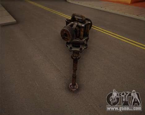 Bat mutant of Fallout 3 for GTA San Andreas
