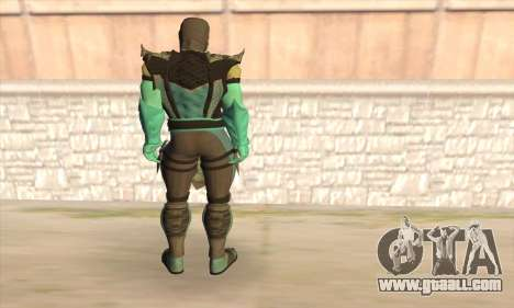 Sub Zero for GTA San Andreas second screenshot
