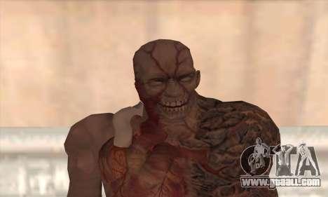 Tyrant T002 for GTA San Andreas third screenshot