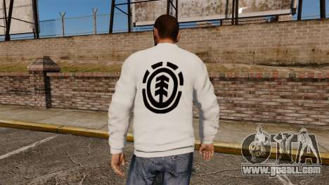 Sweater-Element- for GTA 4 second screenshot