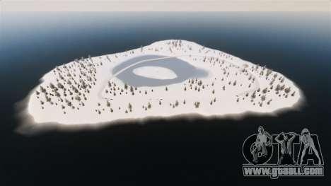 Location Of Arctic Wonderland for GTA 4
