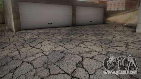 Garage in Dorothy for GTA San Andreas forth screenshot