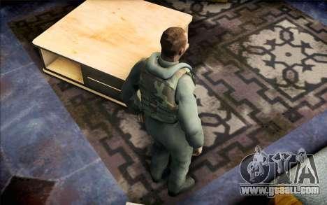 Nicholas of Call of Duty MW2 for GTA San Andreas third screenshot