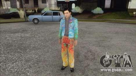 Vito Skalleta in the form of Sochi 2014 for GTA San Andreas second screenshot