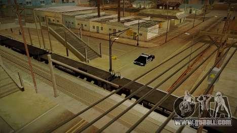 GTA HD Mod 3.0 for GTA San Andreas fifth screenshot