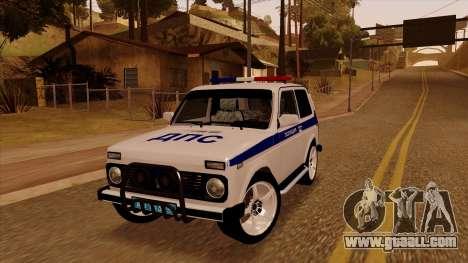 21213 Niva STR for GTA San Andreas