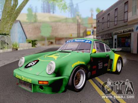 Porsche 911 RSR 3.3 skinpack 6 for GTA San Andreas