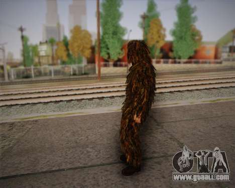 The sniper from Arma 2 skin for GTA San Andreas third screenshot