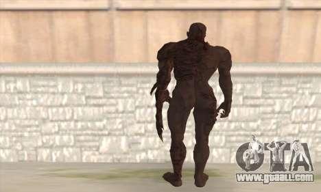 Tyrant T002 for GTA San Andreas second screenshot