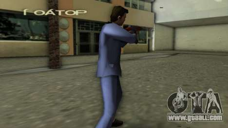 Vz-58 for GTA Vice City fifth screenshot