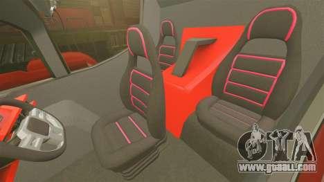 Pro Track SR2 Firetruck [ELS] for GTA 4 inner view