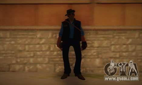 Skin sniper of Team Fortress 2 for GTA San Andreas