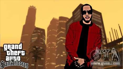 Loadscreens American Rap for GTA San Andreas third screenshot