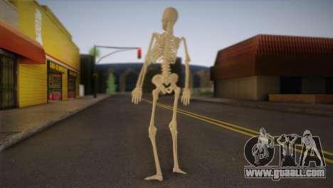 Skeleton for GTA San Andreas second screenshot