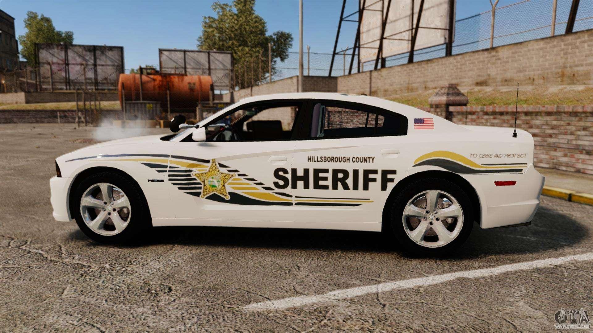 Dodge Charger Rt 2012 Slicktop Police Els For Gta 4