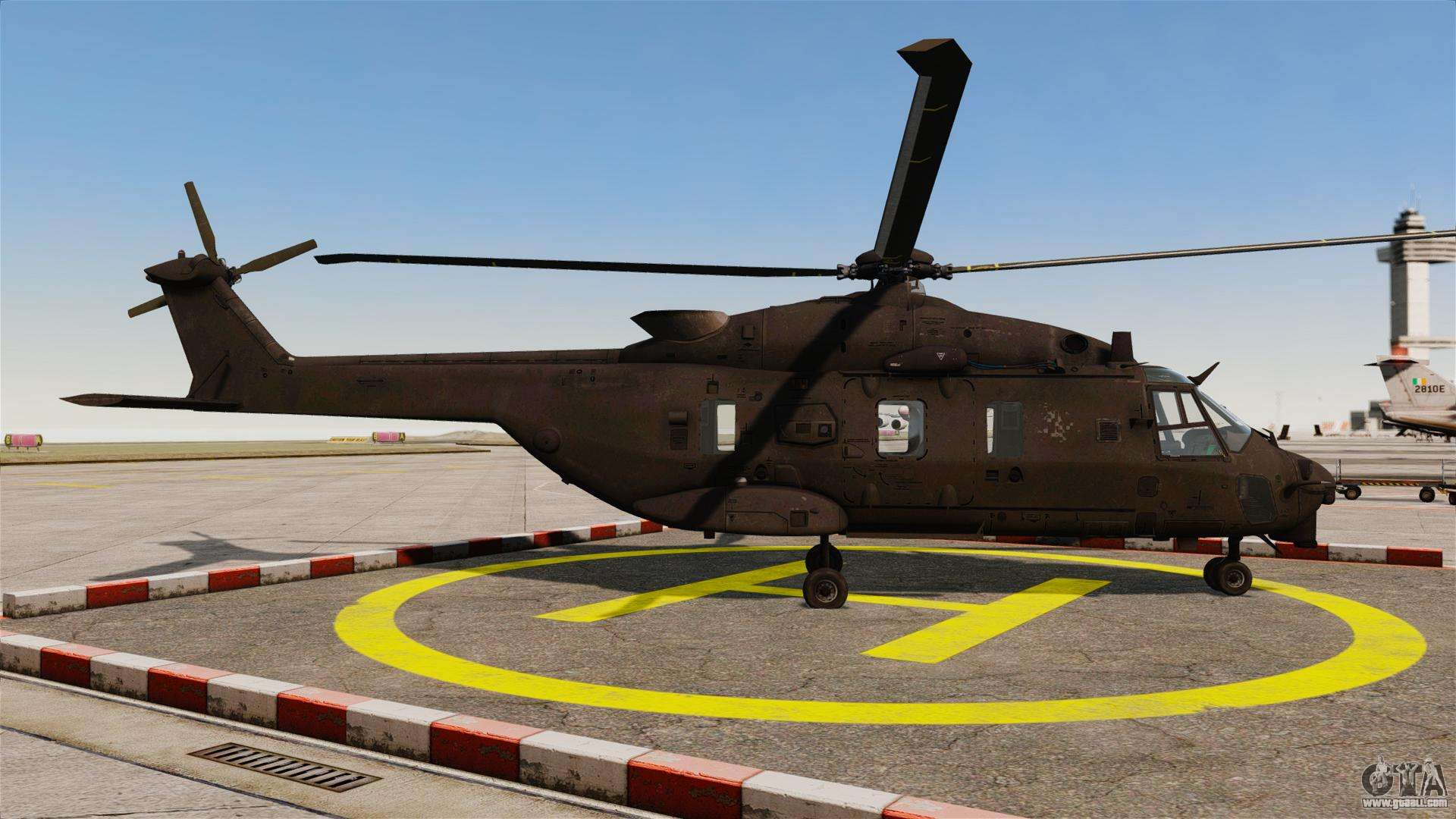 Elicottero Nh90 : Eurocopter nhindustries nh epm for gta