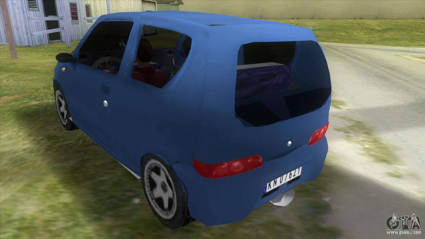 Fiat Of Glendale >> Fiat Seicento for GTA Vice City