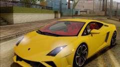 Lamborghini Gallardo 2013