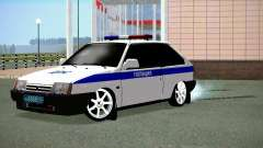 VAZ 2108 DPS for GTA San Andreas