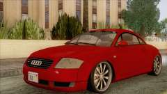 Audi TT 1.8T for GTA San Andreas