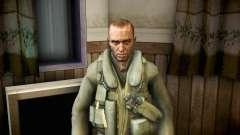 Nicholas of Call of Duty MW2