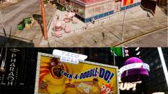 Eating McDonalds and Taco Bell for GTA 4