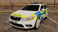 Skoda Octavia Scout RS Metropolitan Police [ELS]