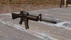 Automatic Colt M4A1 carbine