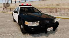 Ford Crown Victoria 1999 LAPD & GTA V LSPD for GTA 4