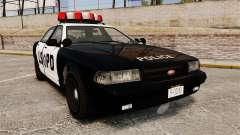 GTA V Vapid Police Cruiser LSPD