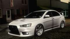 Mitsubishi Lancer X Evolution