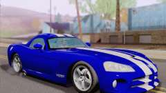 Dodge Viper SRT-10 Coupe for GTA San Andreas