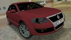 Volkswagen Passat 2007 for GTA Vice City
