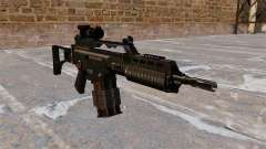 Assault rifle HK G36k for GTA 4