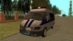 GAS Sable Police