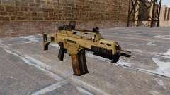 Tactical HK G36C assault rifle