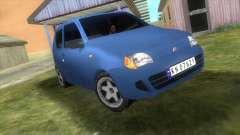 Fiat Seicento for GTA Vice City