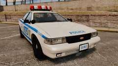 GTA V Police Vapid Cruiser NYPD