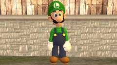 Luigi for GTA San Andreas