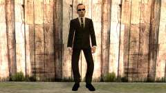 Smith from movie matrix