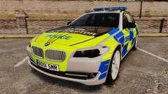 BMW 550d Touring Metropolitan Police [ELS]