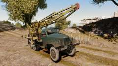 ZIL-157 Drilling