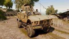 Oshkosh M-ATV for GTA 4