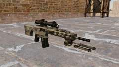 Sniper rifle Remington R11 RSASS for GTA 4
