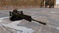 MG36 HK assault rifle